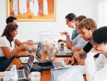 équipes de développement de la gestion